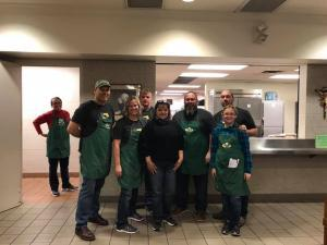 LDFeb 300x225 - Volunteering at the Lord's Diner