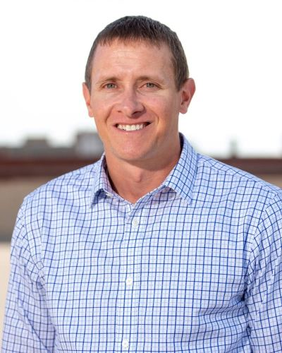 Photo of Blaine Clark, project manager in Wichita