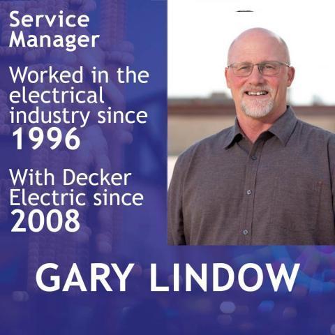 Gary BioPic 1996 480x480 - Service Department