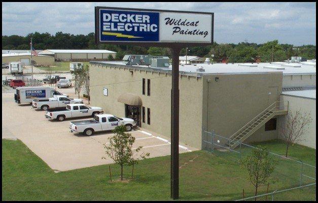 Decker Electric Wichita building