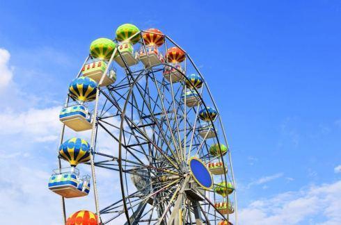 ferris wheel Custom 1030x682 - Amusement Ride Control Systems