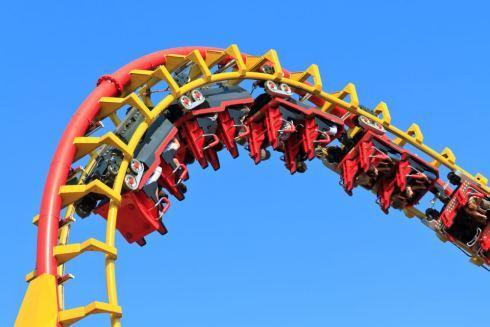 roller coaster - Amusement Ride Control Systems