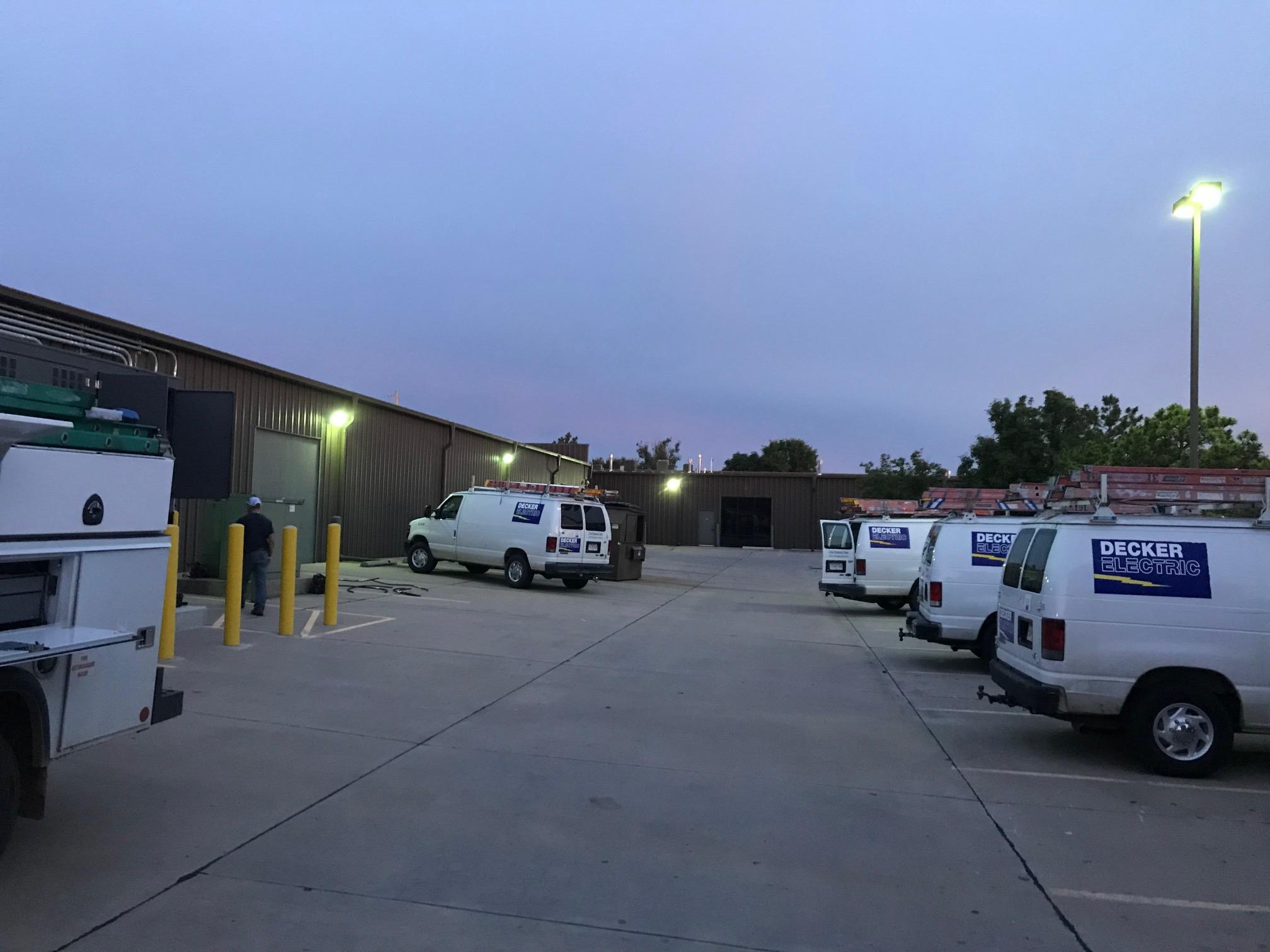 CVS - Commercial Electricians