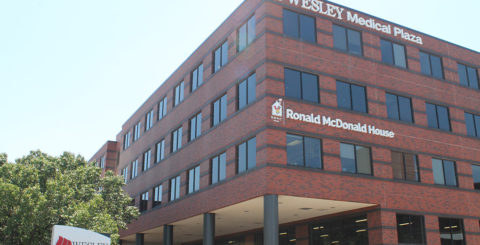 ronald mcdonald house 480x245 - Project Profiles