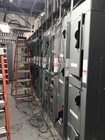 emporia outage decker electric3 360x480 - Outage at the Tyson Plant in Emporia