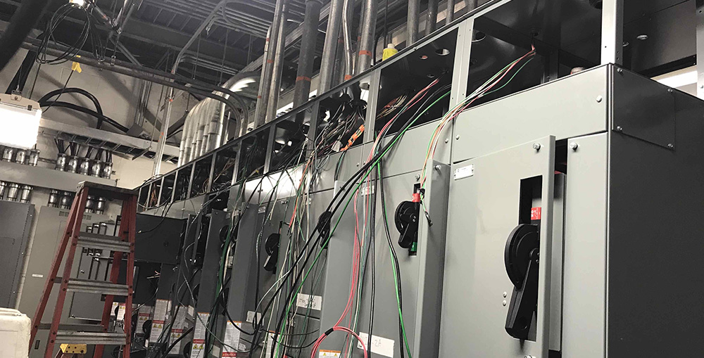 emporia outage decker electric4b - Outage at the Tyson Plant in Emporia