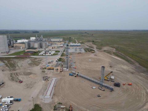 KAAPA Ethanol Plant July 2021 480x360 - KAAPA Ethanol Grain Pile